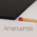 AMANUENSIS  -  VINCENT HEDAN