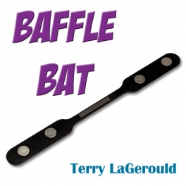 BAFFLE BAT  -  TERRY LAGEROULD