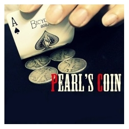 PEARL'S COIN  -  MR PEARL