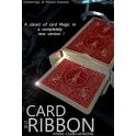 CARD ON RIBBON  -  MICKAEL CHATELAIN